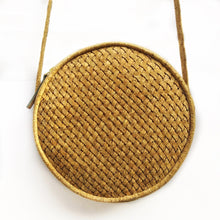 Load image into Gallery viewer, Rattan Crossbody Bag