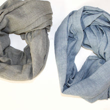 Load image into Gallery viewer, Dhaara Linen Scarf