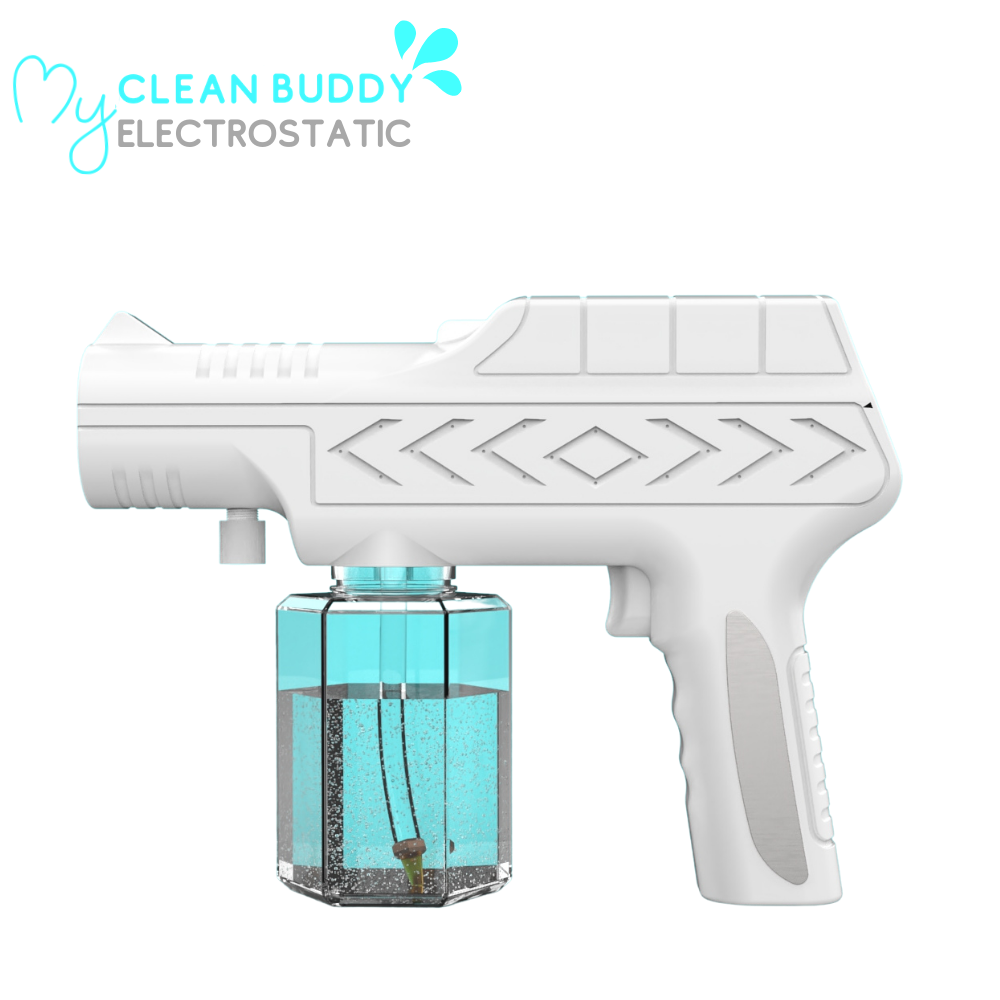My Clean Buddy Electrostatic - Electrostatic Wireless Fogger