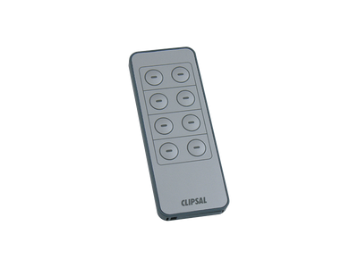 8 Button Infrared Remote