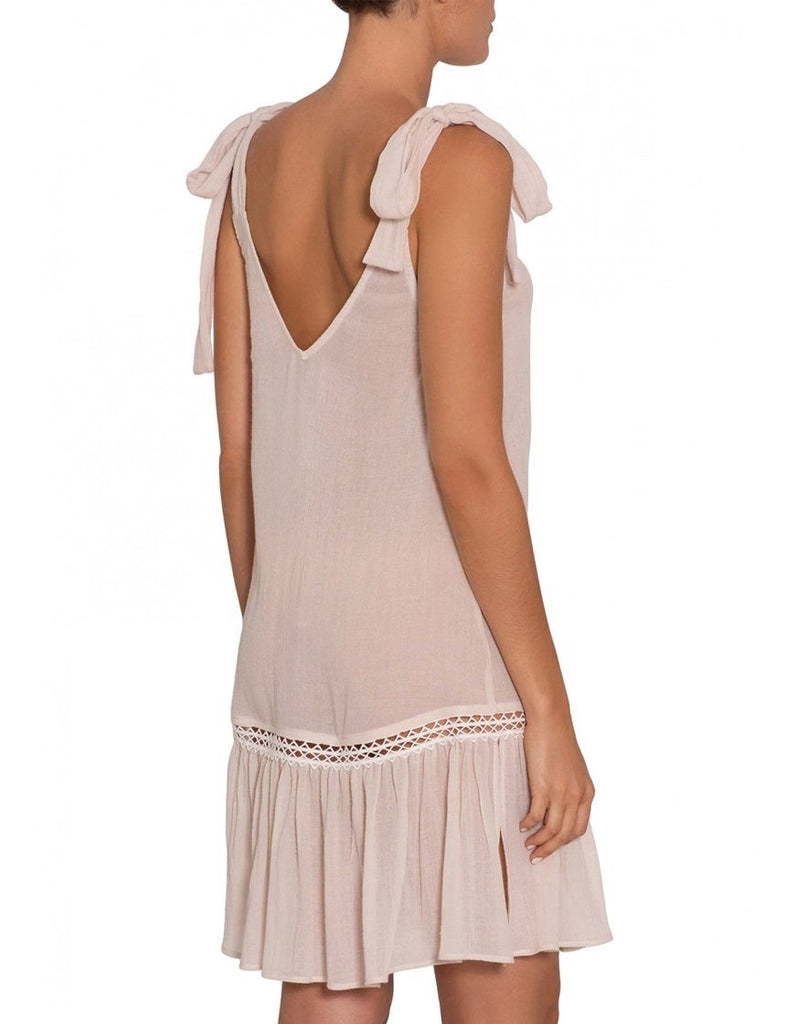Eberjey Summer of Love Kayla Cover Up- Sand - Styleartist
