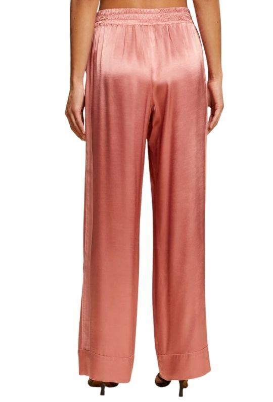 Nation Fairfax Straight Leg Trouser - French Pink - Styleartist