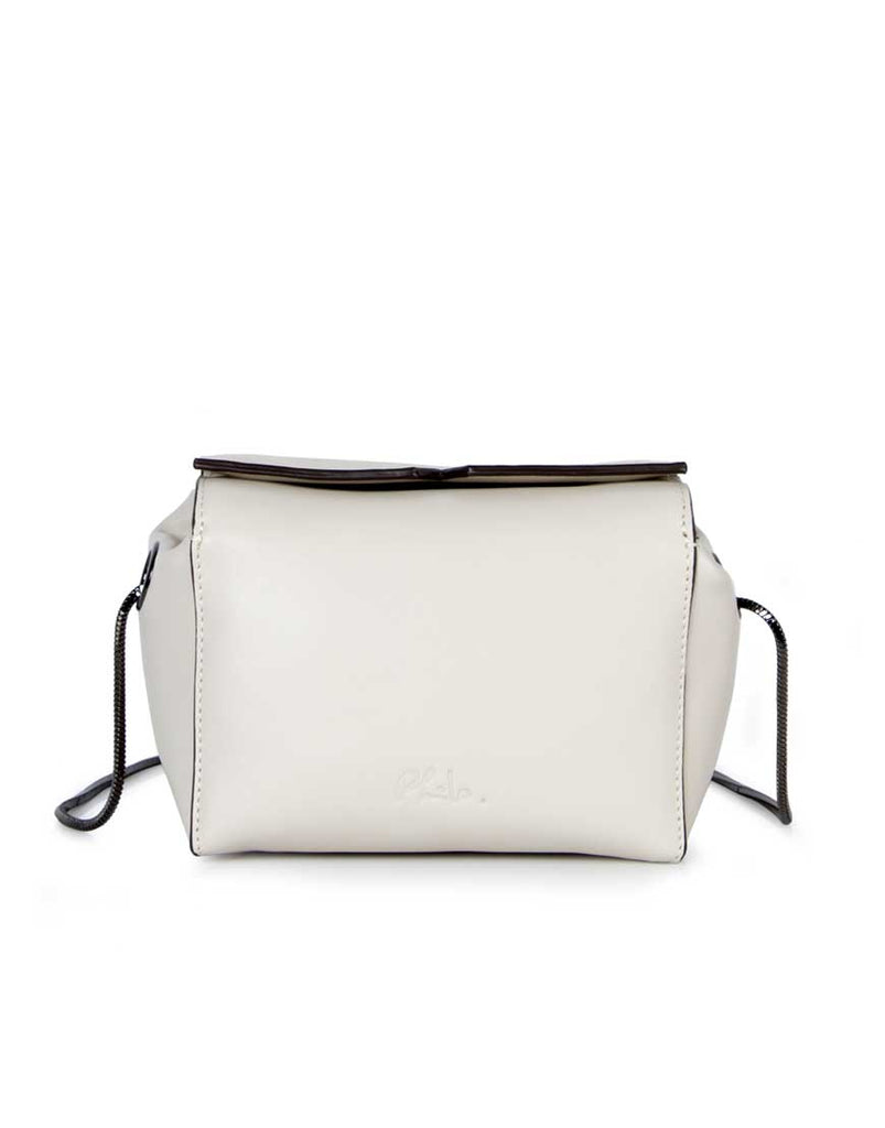 Philo Changeling Crossbody Bag Ivory - Styleartist