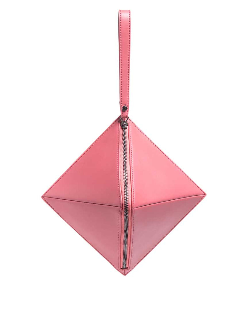 Philo Pyramid Clutch Blush - Styleartist