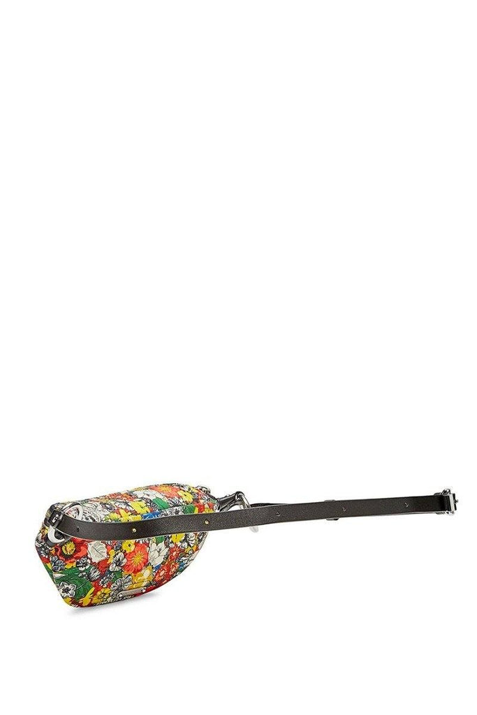Rebecca Minkoff Bree Mini Belt Bag - Floral Printed Canvas - Styleartist