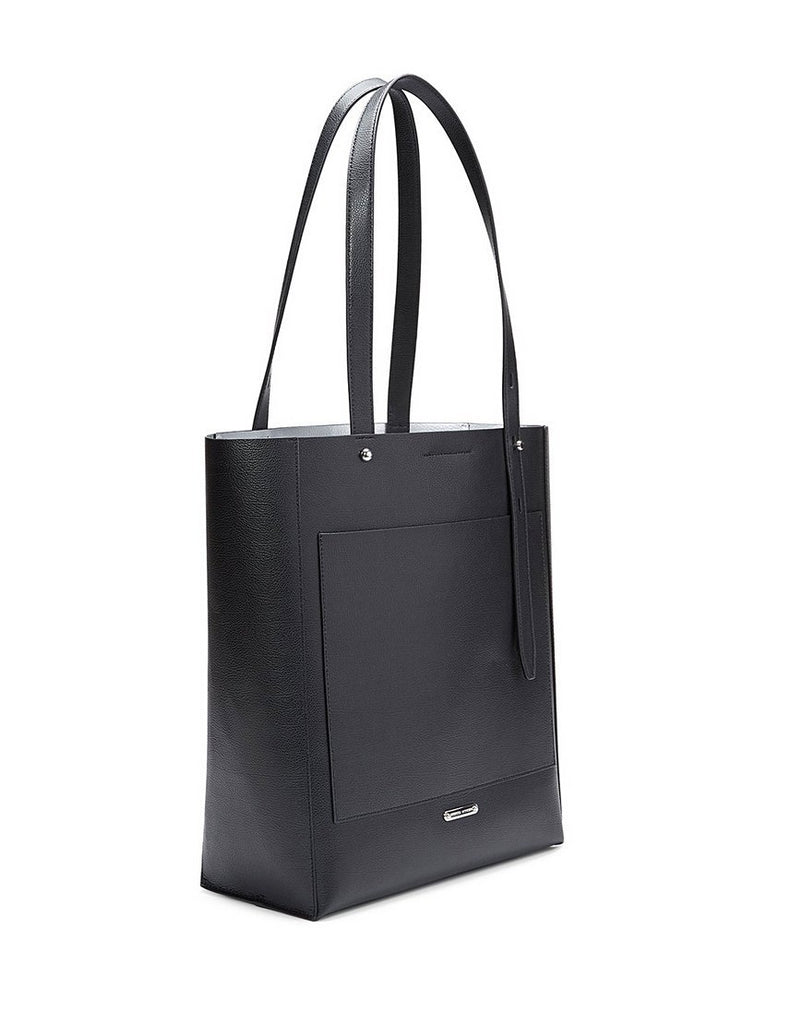 Rebecca Minkoff Stella North South Tote - Black - Styleartist