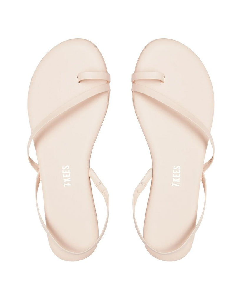 Tkees LC Toe Cross - Sweetie Pink - Styleartist