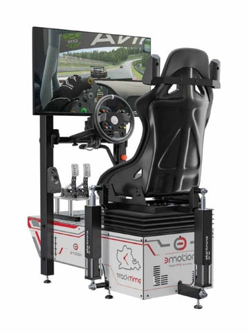 TrackTime 3motion Simulator