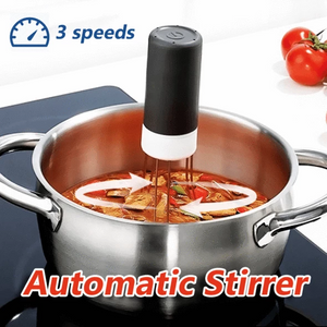 3-speed Automatic Sauce Stirrer