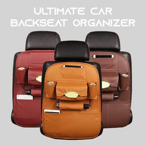 Ultimate Car Backseat Organizer