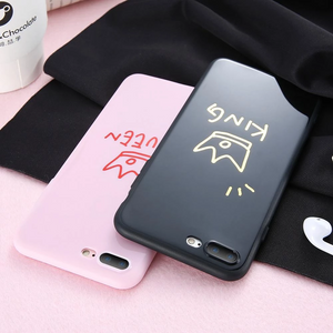 King / Queen iPhone Cases