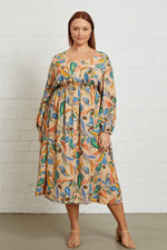 Load image into Gallery viewer, Crepe Audrey Dress - Plus Size