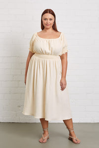 Gauze Melia Dress - Plus Size