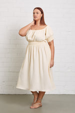 Load image into Gallery viewer, Gauze Melia Dress - Plus Size