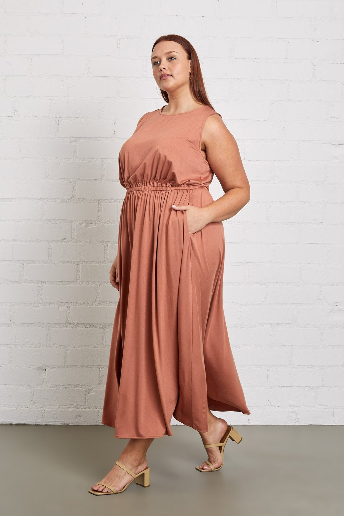 Mirabelle Dress - Plus Size
