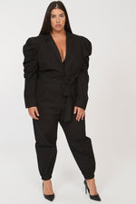 Load image into Gallery viewer, Sheila Tie-Front Jumpsuit