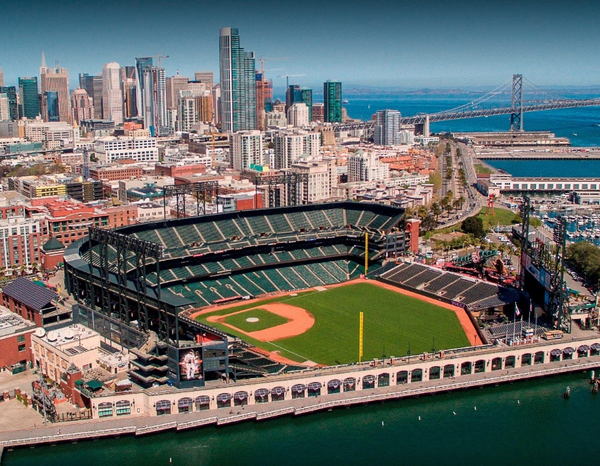 Ballpark Profile: AT&T Park, San Francisco