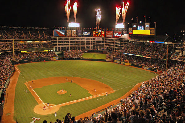 Ballpark Profile: Ballpark in Arlington*