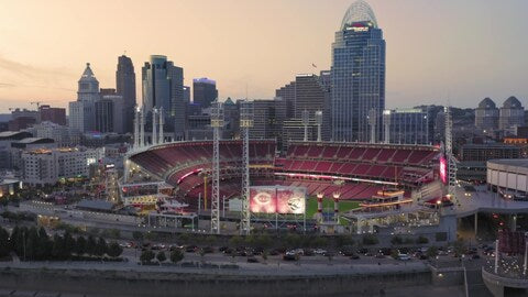 Ballpark Profile: Great American Ball Park