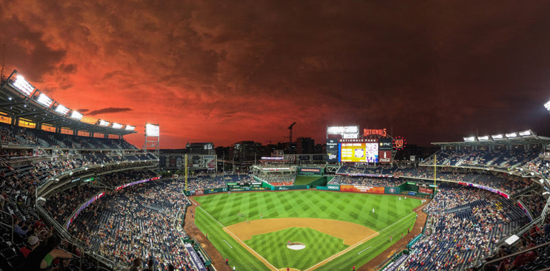 Ballpark Profile: Nationals Park