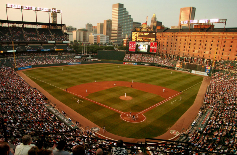Ballpark Profile: Oriole Park at Camden Yards