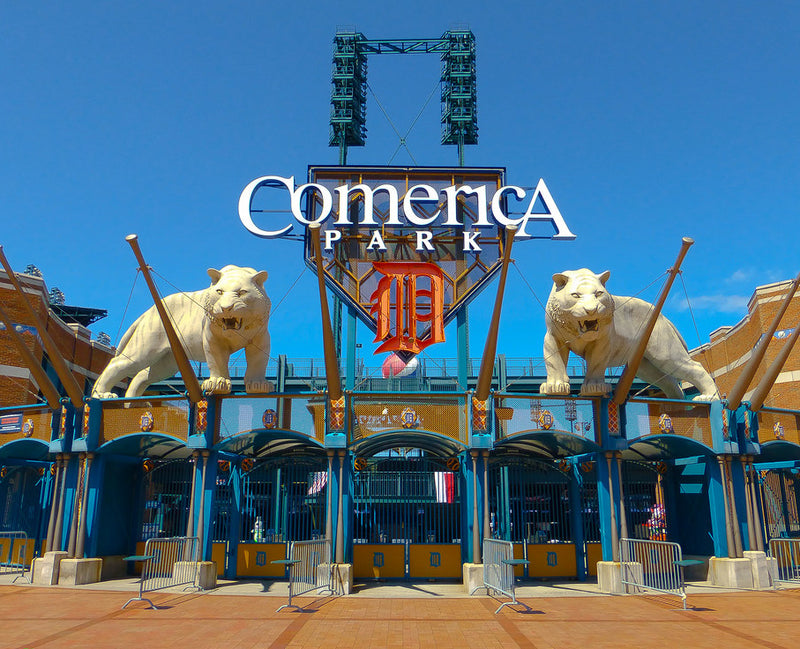 Ballpark Profile: Comerica Park