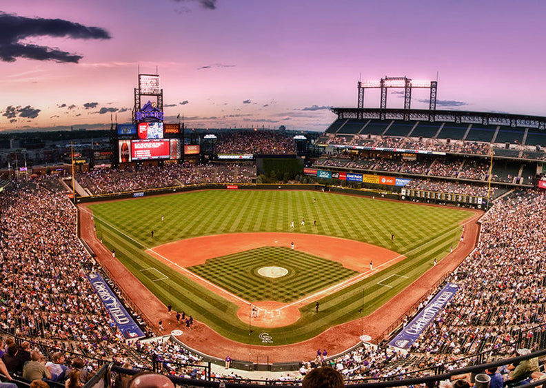 Ballpark Profile: Coors Field