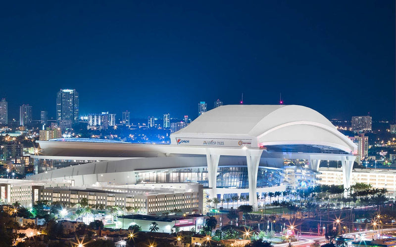 Ballpark Profile: Marlins Park