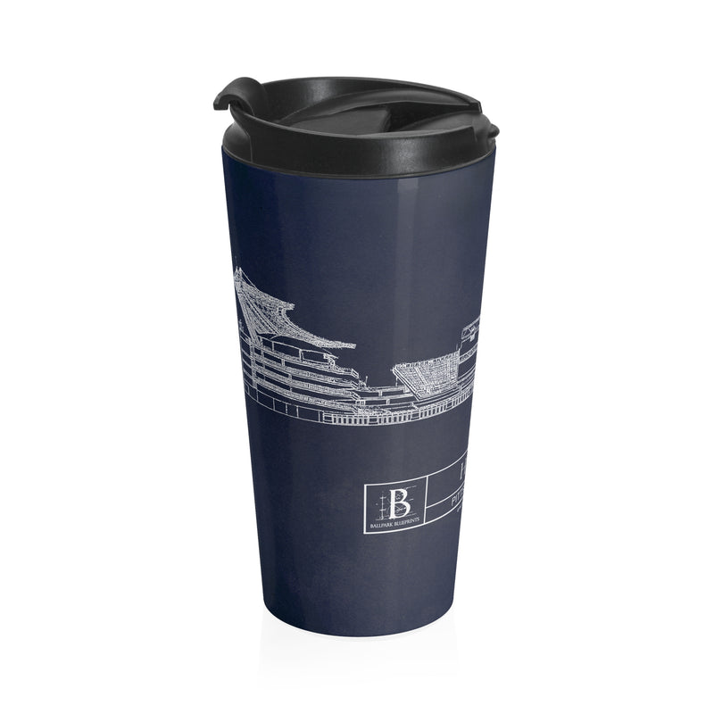 Heinz Field Stainless Steel Travel Mug