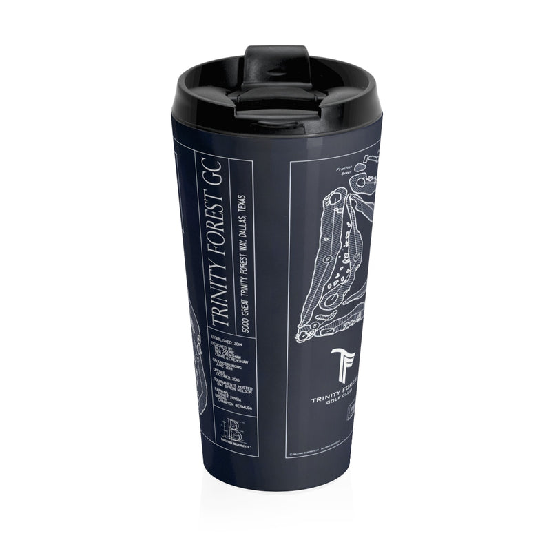 Trinity Forest GC Stainless Steel Travel Mug