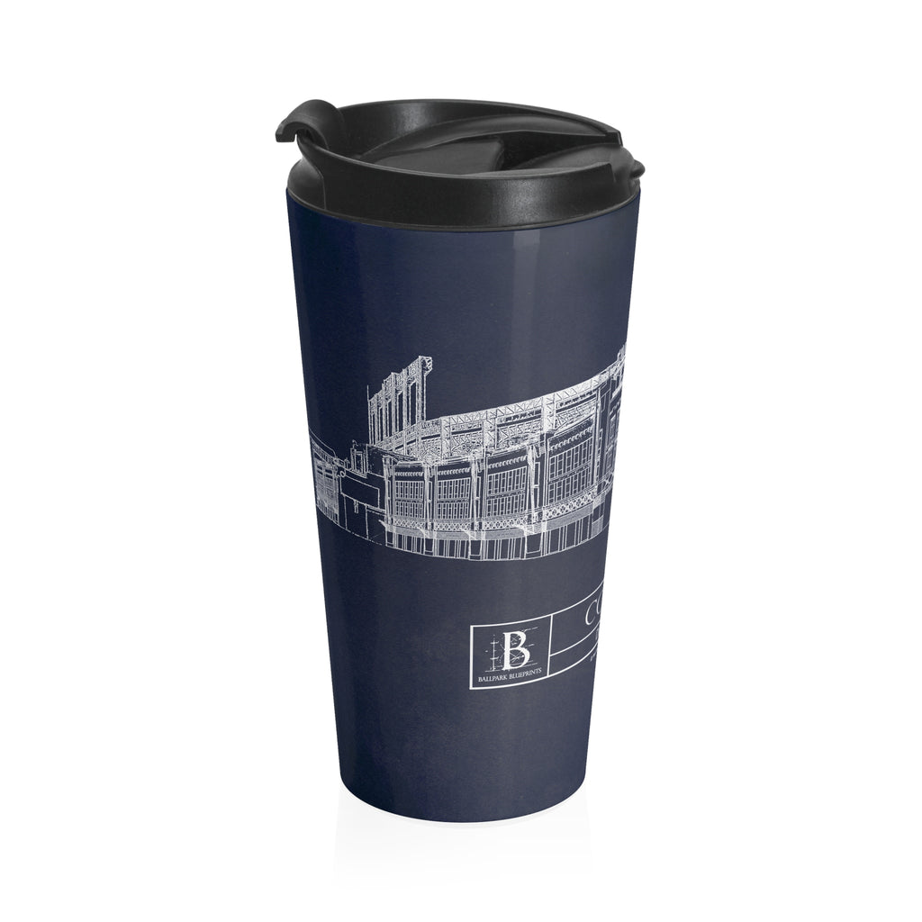 Coors Field Stainless Steel Travel Mug