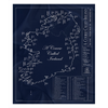 Beaver Stadium Fleece Sherpa Blanket