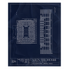 Hazeltine National Fleece Sherpa Blanket
