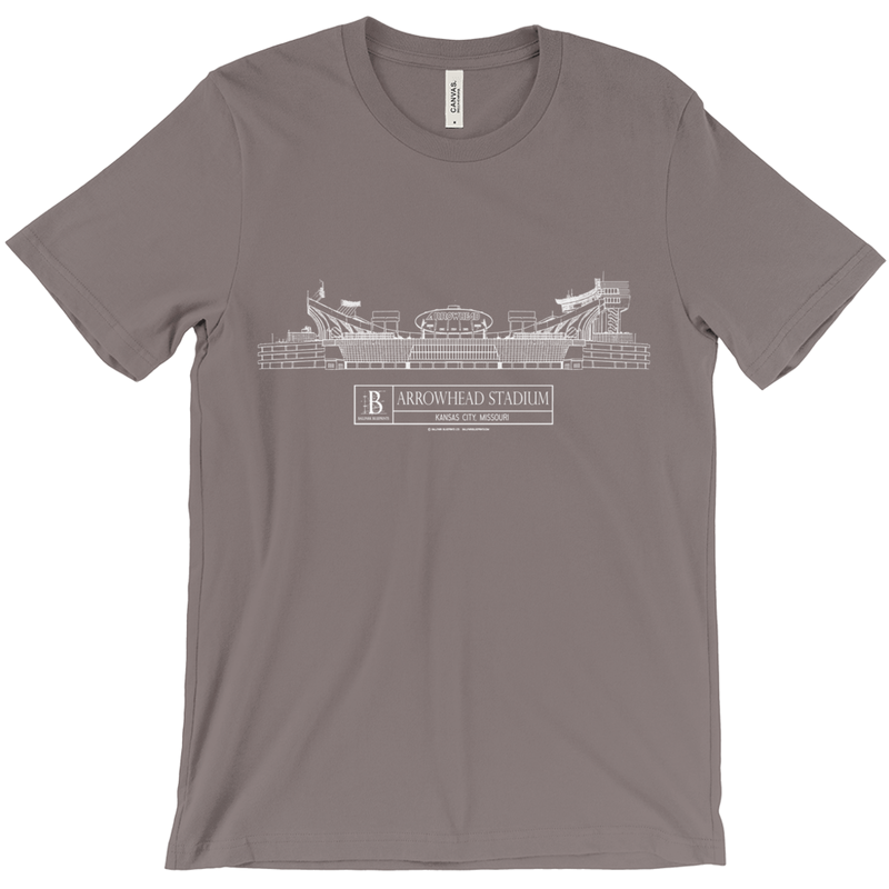 Arrowhead Stadium Unisex T-Shirt