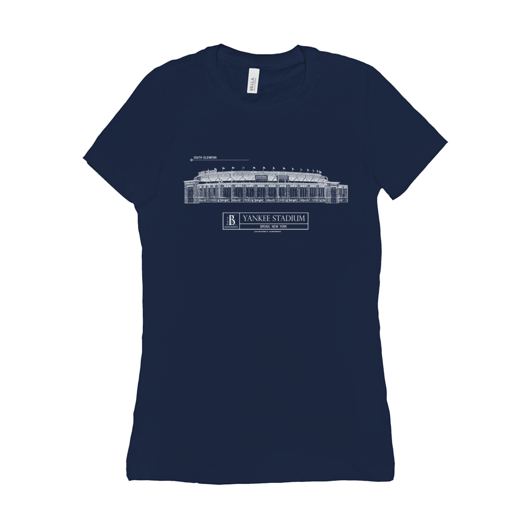 Yankee Stadium Women's T-Shirt