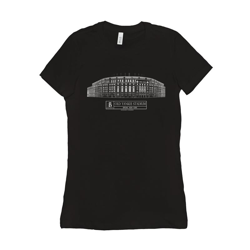 1923 Yankee Stadium Women's T-Shirt