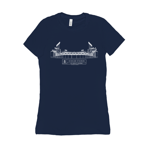 Michigan Stadium Women's T-Shirt
