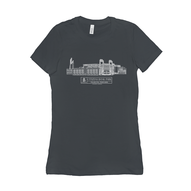Citizens Bank Park Women's T-Shirt