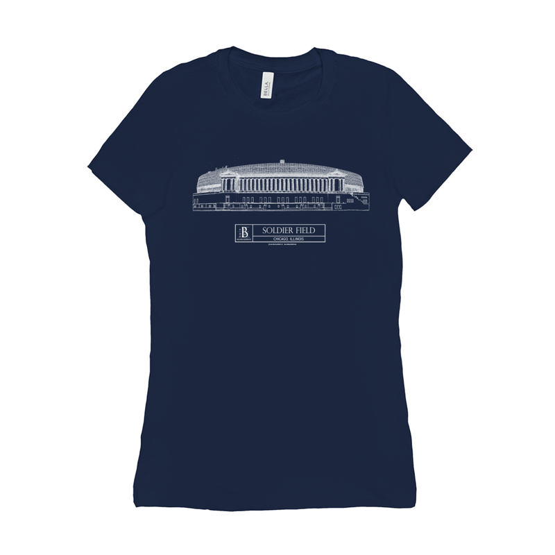 Soldier Field Women's T-Shirt