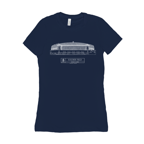 Ohio Stadium Women's T-Shirt