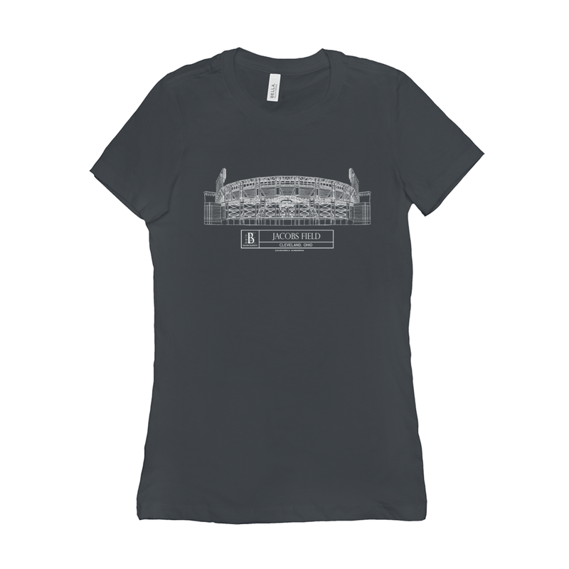 Jacobs Field Women's T-Shirt