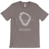 1923 Yankee Stadium (Plan View) Unisex T-Shirt