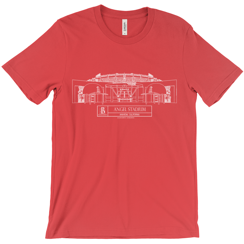 Angel Stadium Unisex T-Shirt