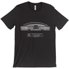 Broncos Stadium at Mile High Unisex T-Shirt