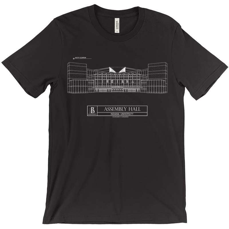 Assembly Hall Unisex T-Shirt