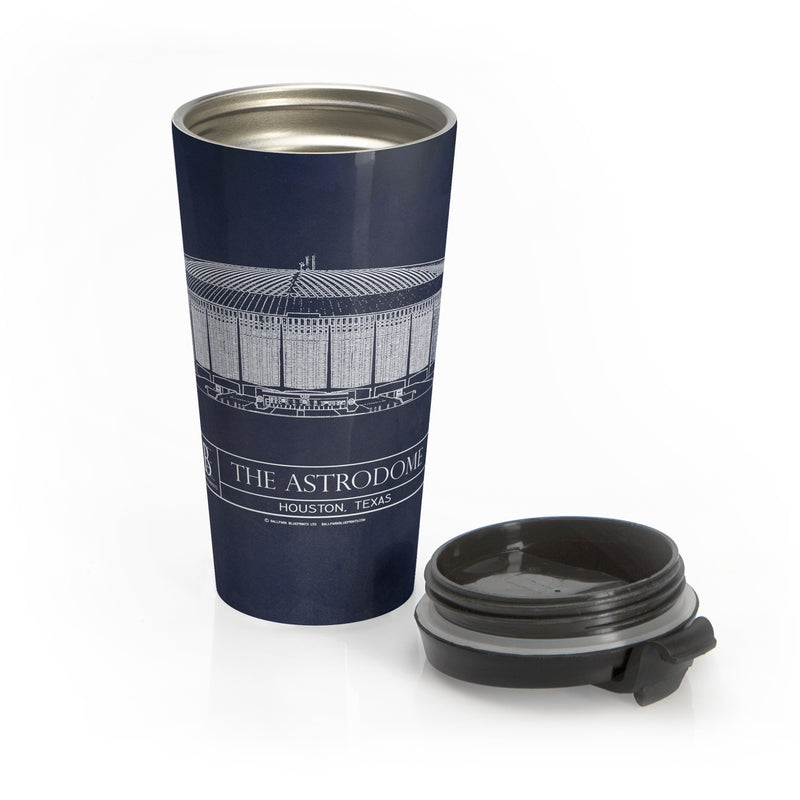 Astrodome Stainless Steel Travel Mug