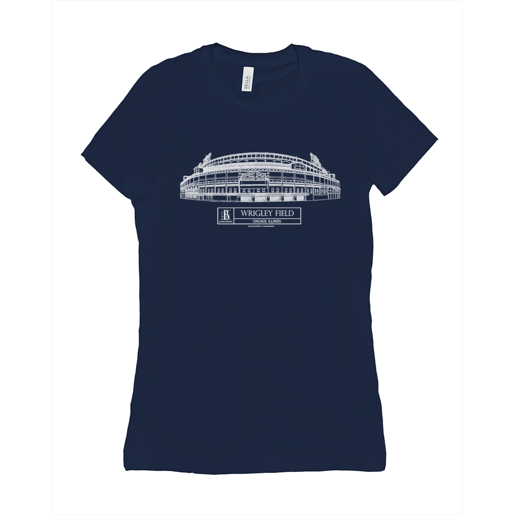 Wrigley Field Women's T-Shirt