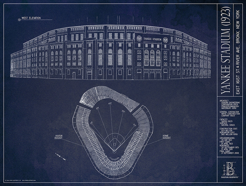 Old Yankee Stadium (1923)