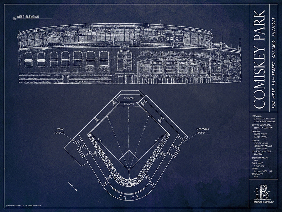 Comiskey Park - Chicago White Sox