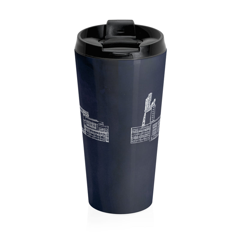 Citizens Bank Park Stainless Steel Travel Mug